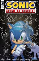 IDW Sonic the Hedgehog Issue 26
