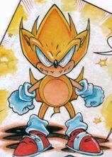 Super Sonic Comic