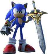 Black Knight Sonic art 4