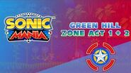 Green Hill Zone Act 1 and 2 - Sonic Mania