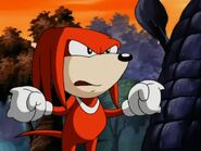 Knuckles The Echidna Sonic Underground Sonic News Network