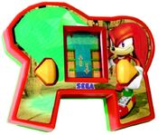 Knux Treasure hunt LCD