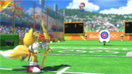 Mario & Sonic at the Rio 2016 Olympic Games - Tails Archery