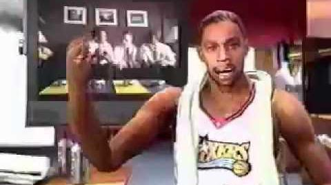 NBA 2K1 Commercial for the Sega Dreamcast