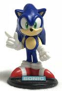 Sonic Adventure keychain - Sonic