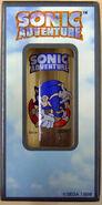 Sonic Adventure tumbler - Sonic