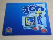 Sonic Anniversary PC Pack - mousepad