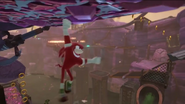 Sonic Boom Knuckles Level 2