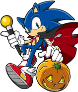 Sonic Channel - Sonic Halloween 2012