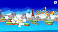 Sonic Runners Adventure screen 23