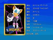 Sonic X karta 99