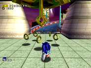 Speed Highway DC Sonic 20