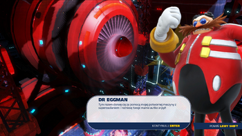 TSR Eggman Cutscene 2