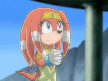 Tikal Sonic X