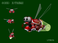 X-treme enemy concept 47