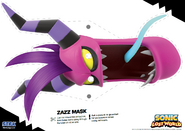 Zazz Mask