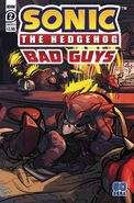 Sonic the Hedgehog: Bad Guys Issue 2