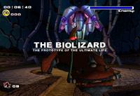 Biolizard Title Screen