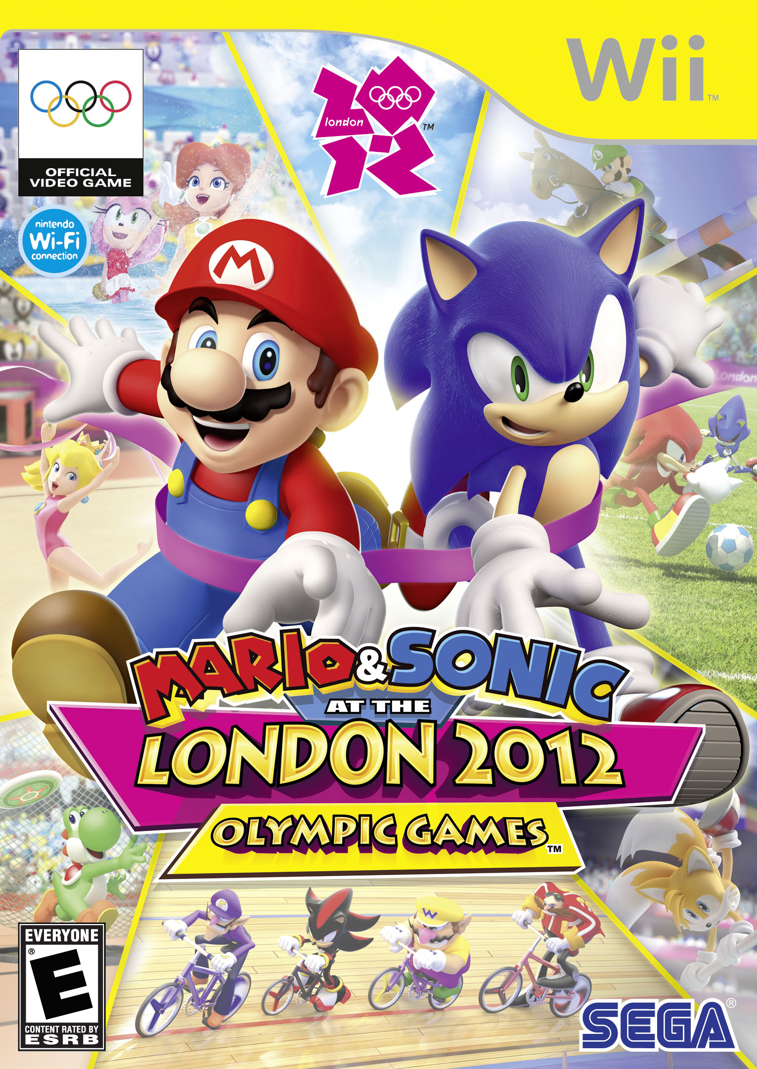 mario sonic at the london 2012 olympic games sonic news network