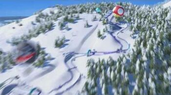 Mario & Sonic at the Olympic Winter Games (Wii) Trailer - Teaser Trailer