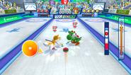 Mario Sonic Olympic Winter Games Gameplay 118