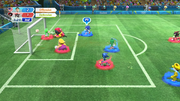 Mario Sonic Rio Wii U Gameplay 545