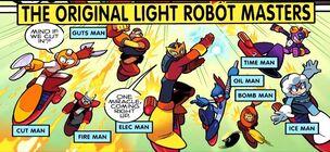New Originals robots