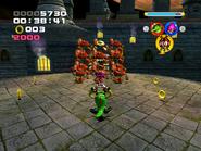 Robot Storm Chaotix 03