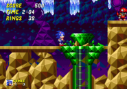 Sonic2 HiddenPalace