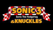Sonic 3 and Knuckles digital logo