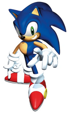Sonic Adventure Sonic