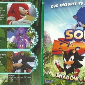 Sonic Boom Dvd Sonic News Network Fandom