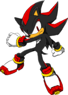 Sonic Channel - Shadow The Hedgehog 2011