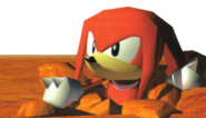 Sonic R Knuckles 2