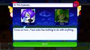 Sonic Runners Zazz Raid Event Zeena Zor Cutscene (5)