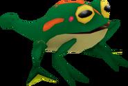 Speed Battle Model Froggy