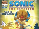 Archie Sonic the Hedgehog Issue 181