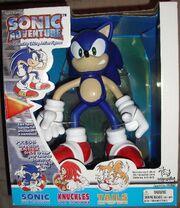 Toy Island Sonic Adventure CTAF Sonic