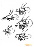 X-treme enemy concept 25