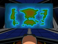 Earth (Sonic X)'s map