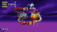 Egg Reverie Heavy King vs Eggman