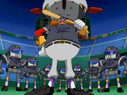Eggman baseball