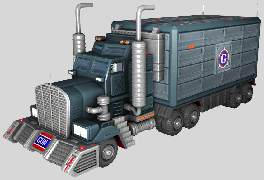 Gun Military Truck Sonic News Network Fandom
