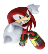 Knuckles Rivals 2