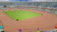 London - Olympic Stadium - Track - 4 x 100m Relay