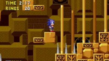Sonic - Labyrinth Zone (Act 3)