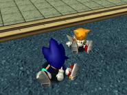 Sonic Adventure DC Cutscene 049