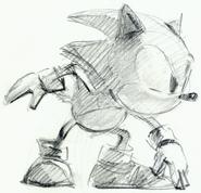 Sonic CD Sonic