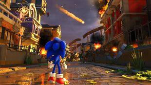 Sonic Moderno