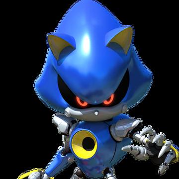 Metal Sonic Sonic News Network Fandom